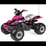 Peg Perego Corral T-Rex 330W Pink 12V Elektriskais kvadracikls bērniem IGOR0101
