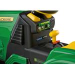 Peg Perego John Deere Ground Force with trailer 12V Bērnu elektro traktors IGOR0047