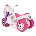 Peg Perego Mini Fairy 6V Elektriskais motocikls bērniem IGMD0008