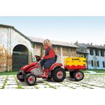 Peg Perego Mini Tony Tigre Bērnu traktors ar pedāļiem IGCD0529