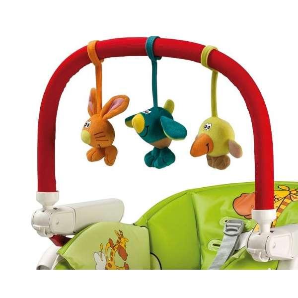Peg Perego Play Bar Rotaļlietu arka barošanas krēsliem IABAGI0001