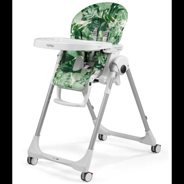 Peg Perego Prima Pappa Follow Me Foliage Barošanas krēsls IH01000000PFG24