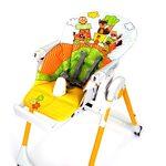 Peg Perego Prima Pappa Follow Me Fox & Friends Barošanas krēsls IH01000000FOX38