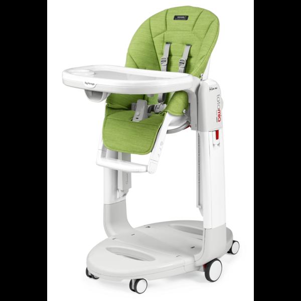 Peg Perego Tatamia Follow Me Wonder Green Barošanas krēsls IH02000001WD24