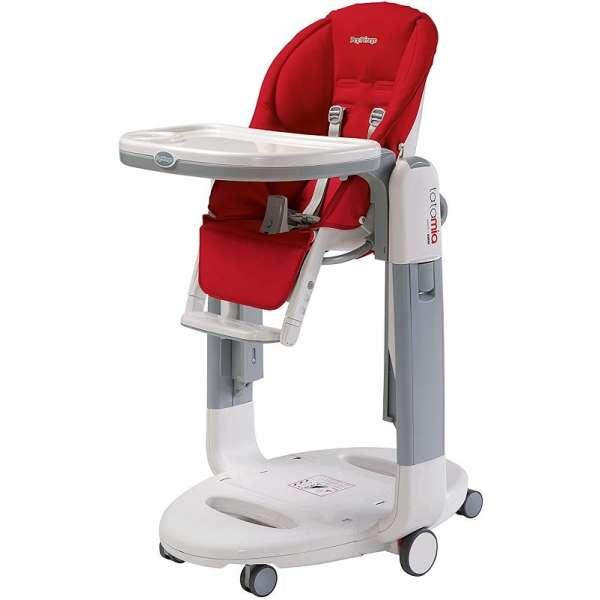 Peg Perego Tatamia Follow Me Fragola Barošanas krēsls IH02000000PL59