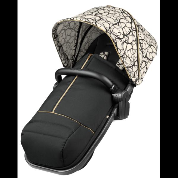 Peg Perego Ypsi Companion Seat Graphic Gold Sēžamā daļa IS05310000AB50RO01