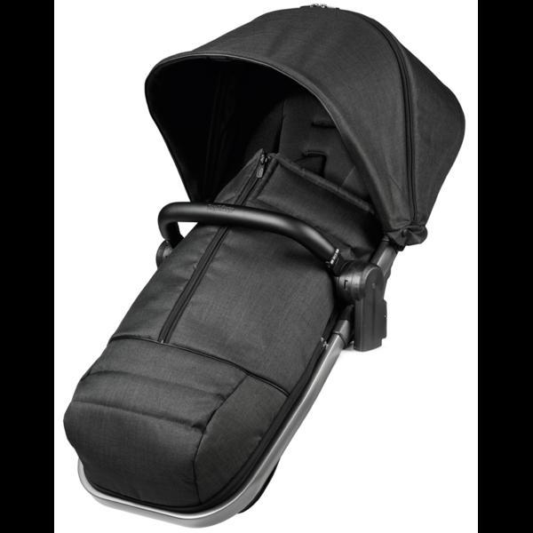 Peg Perego Ypsi Companion Seat Onyx Sēžamā daļa IS05310000SO13DX13