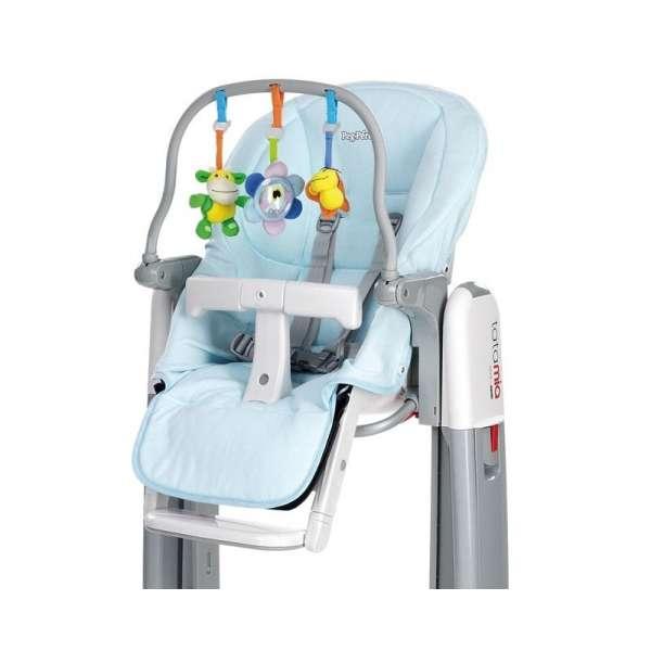 Peg Perego Kit Tatamia Azzurro Aksesuāru komplekts barošanas krēsliņam IKAC0009--IN31