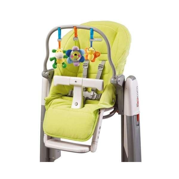 Peg Perego Kit Tatamia Verde Aksesuāru komplekts barošanas krēsliņam IKAC0009--IN34