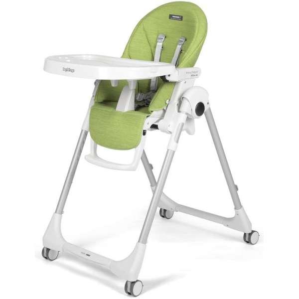 Peg Perego Prima Pappa Follow Me Wonder Green Barošanas krēsls IH01000000WD24