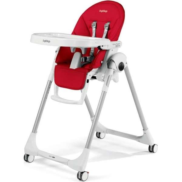 Peg Perego Prima Pappa Follow Me Fragola Barošanas krēsls IH01000000BL59