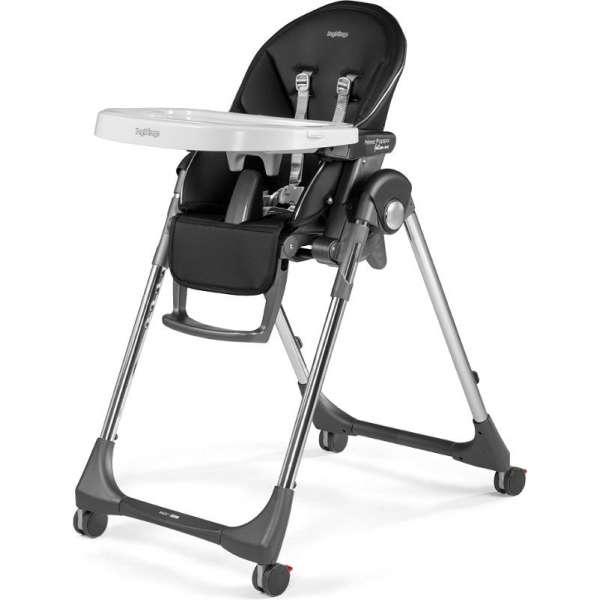 Peg Perego Prima Pappa Follow Me Hi-Tech Licorice Barošanas krēsls IH01000000BL01