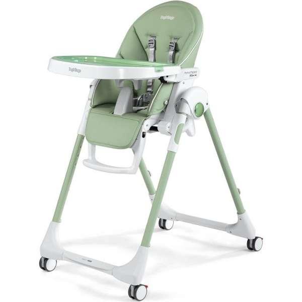 Peg Perego Prima Pappa Follow Me Mint Barošanas krēsls IH01000000BL64