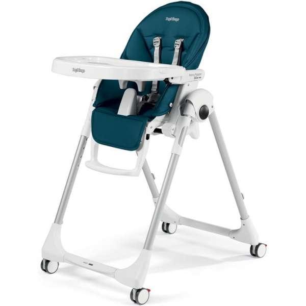 Peg Perego Prima Pappa Follow Me Petrolio Barošanas krēsls IH01000000BL71