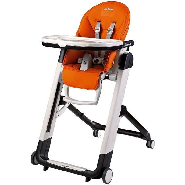 Peg Perego Siesta Follow Me Arancia Barošanas krēsls IH03000000BL38