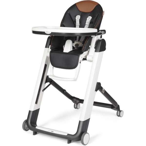 Peg Perego Siesta Follow Me Ebony Barošanas krēsls IH03000000BL01