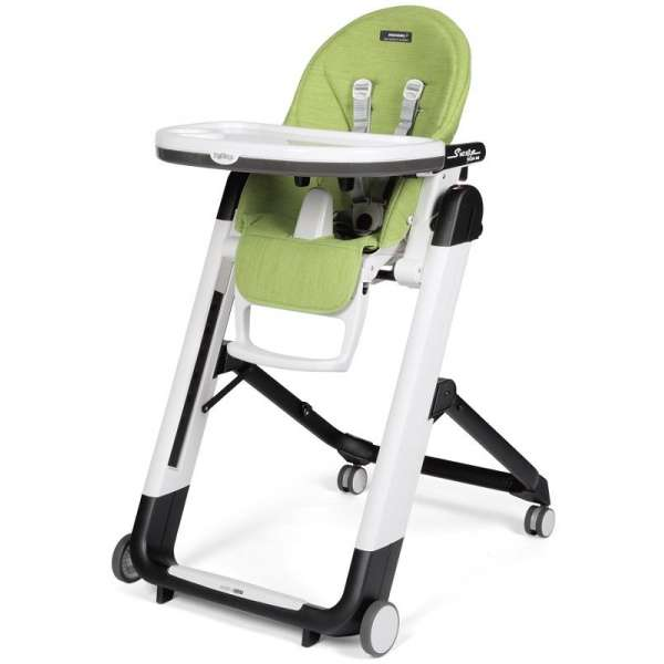 Peg Perego Siesta Follow Me Wonder Green Barošanas krēsls IH03000000WD24