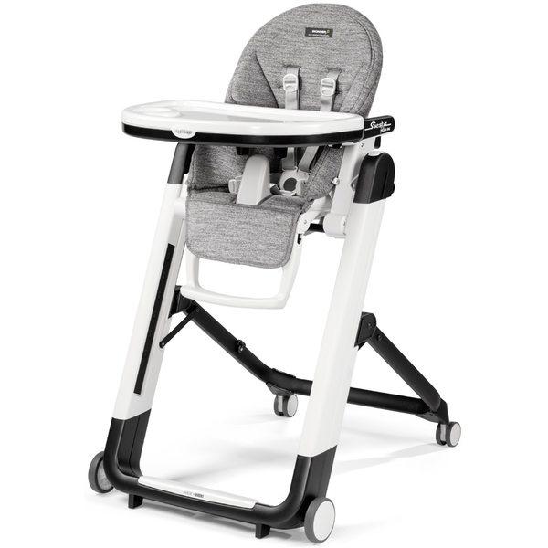 Peg Perego Siesta Follow Me Wonder Grey Barošanas krēsls IH03000000WD53