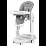 Peg Perego Tatamia Follow Me Wonder Grey Barošanas krēsls IH02000001WD53