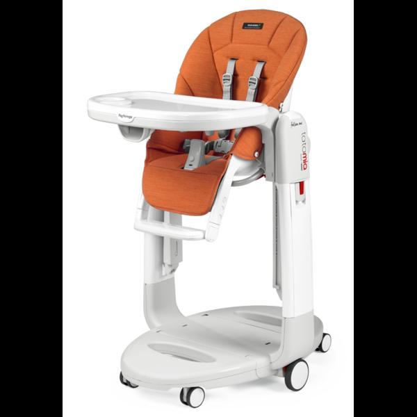 Peg Perego Tatamia Follow Me Wonder Orange Barošanas krēsls IH02000001WD48